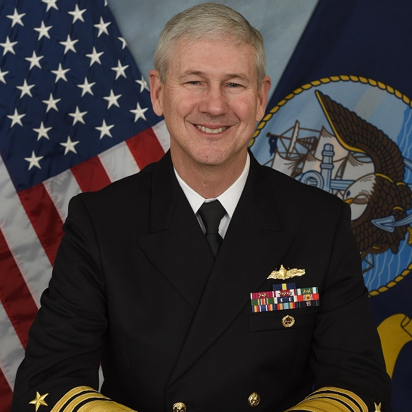 Vice Admiral Thomas Moore, Commander, Naval Sea Systems Command at US Navy