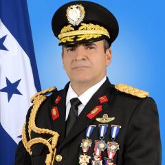 Brigadier General Javier Rene Barrientos Alvarado, Commander at Honduran Air Force