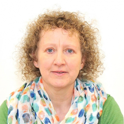 Mandy Warrington-Brown, Assistant Director, Collection, Defence Geographic Centre at NCGI ,UK MoD