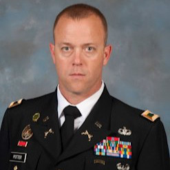 Stephen Potter, Chief of Staff at Michigan Veterans Affairs Agency