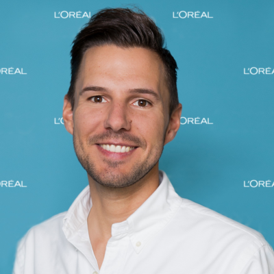 Peter Grebarsche, Head of Digital Strategy & CRM at L'ORÉAL