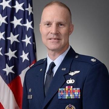 "Colonel Corey ""Lite'nin"" Beaverson"