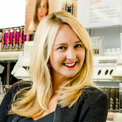Lauren Brindley, Group VP, Beauty & Personal Care at Walgreens