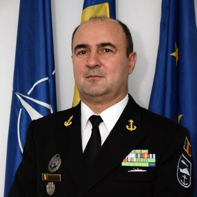 Rear Admiral Mihai Panait