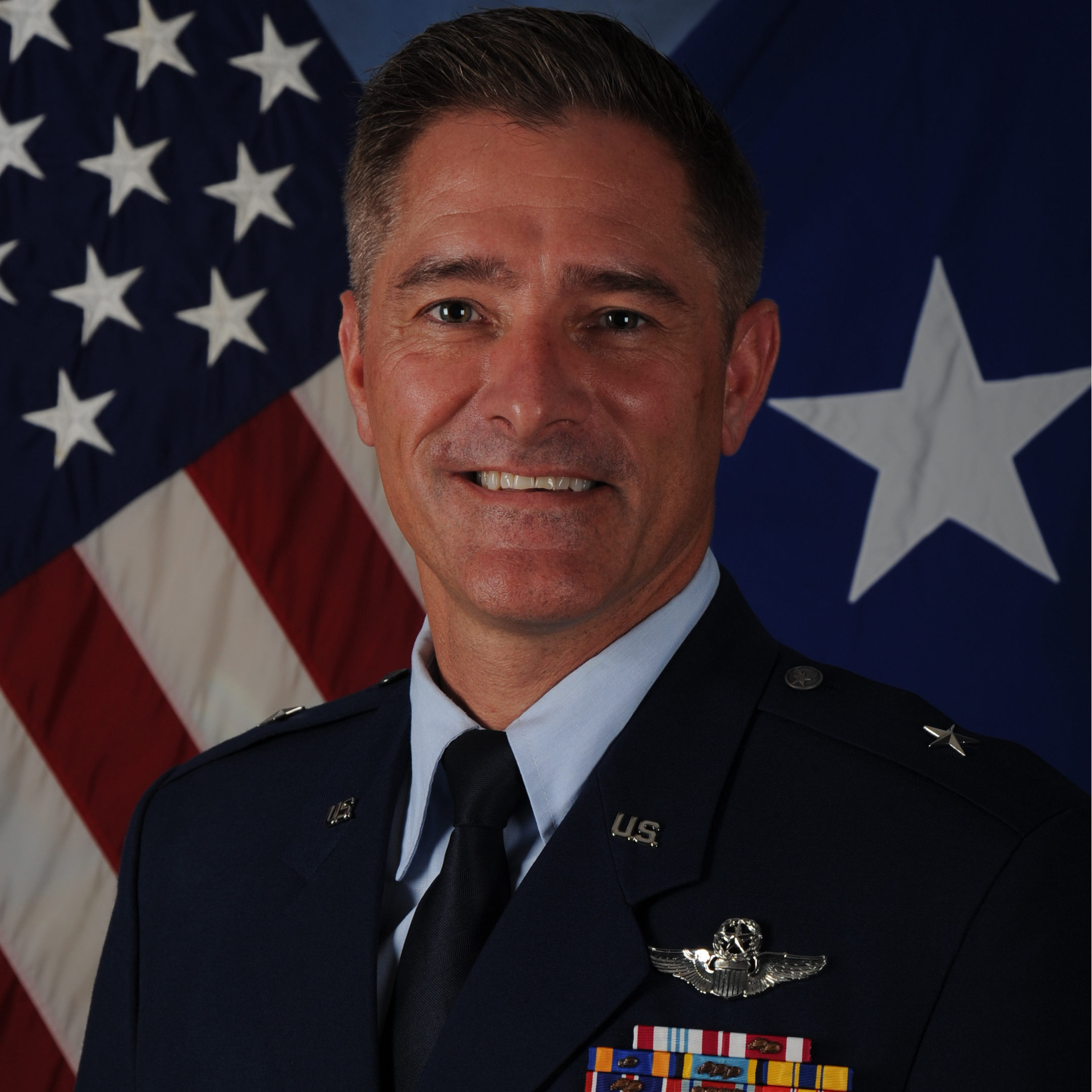 Brigadier General William Whittenberger, Jr, Mobilization Assistant to the Director of Strategic Plans, Programs & Requirements at AFSOC, US Airforce