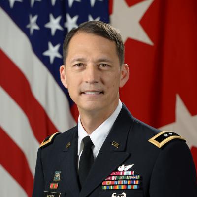 Lieutenant General Robert Marion