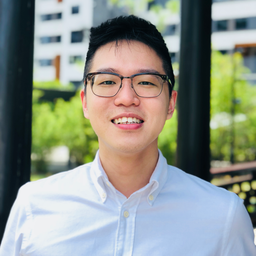 Samuel Chng, Research Fellow at Lee Kuan Yew Centre of Innovative Cities at Singapore University of Technology and Design (SUTD)