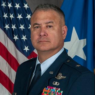 Brigadier General Floyd W. Dunstan