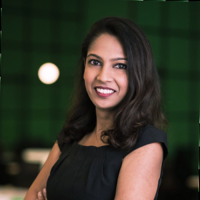 Chandini Jain, CEO at Auquan