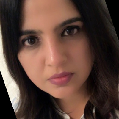 Komal Dangi, Chief Executive Officer at VeriKlick, a product of Synkriom