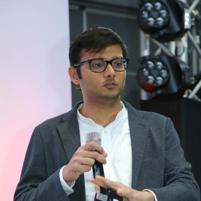 Piyush Tarachand Rathi, Head of Omni-Channel Innovation at Sephora