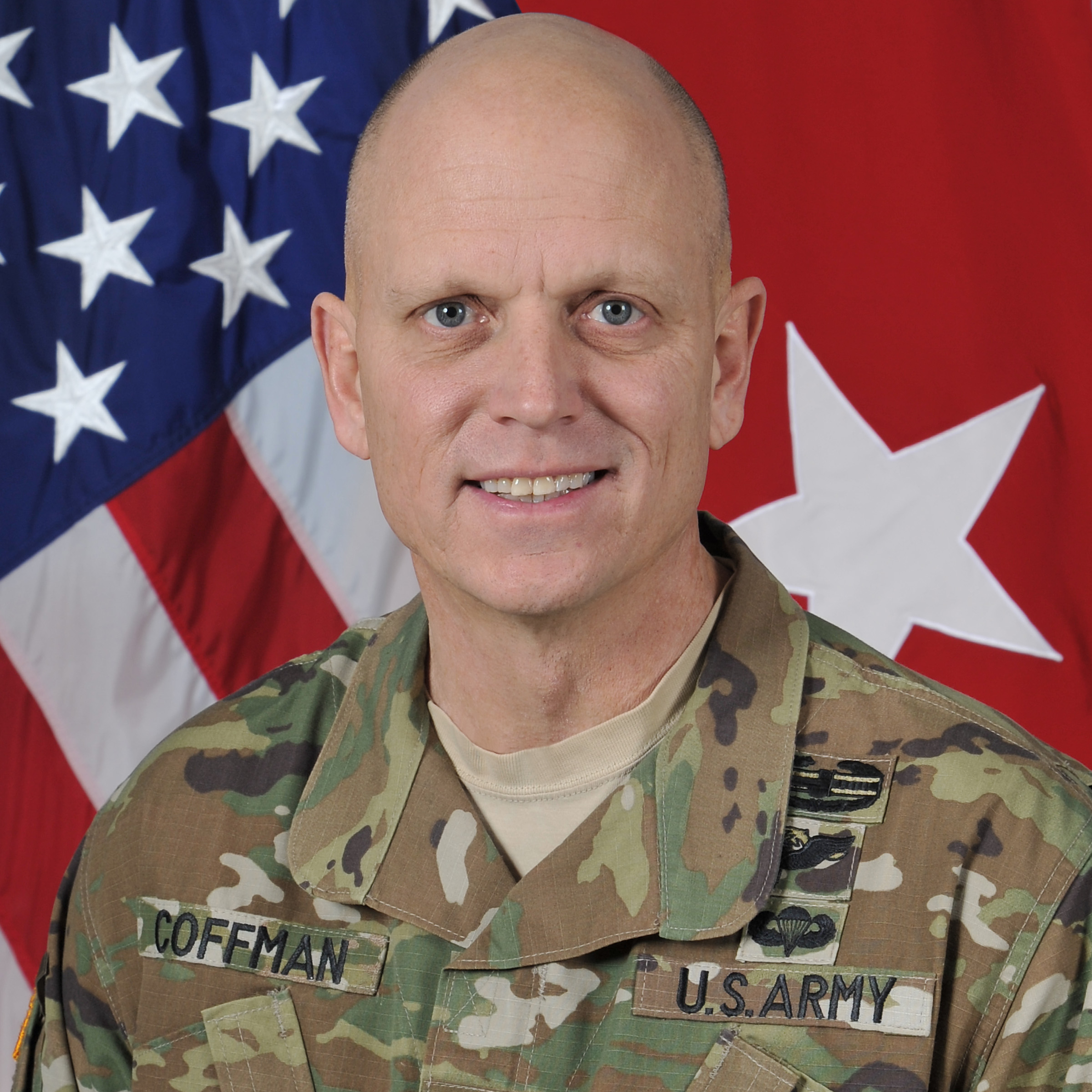 Brigadier General Richard Coffman