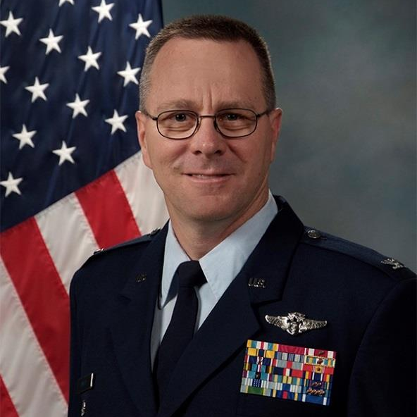 Col. (Dr.) John Andrus, Command Surgeon at US TRANSCOM