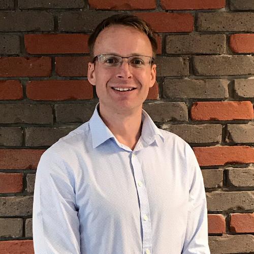 James Higgins, Product Director at AccessPay