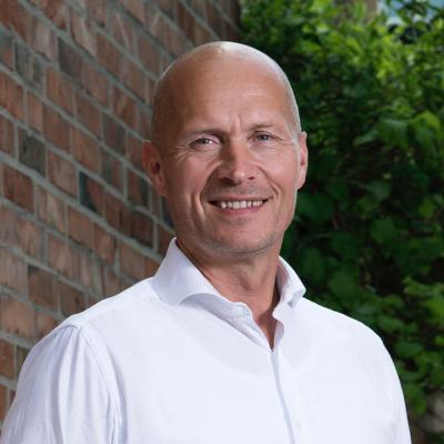 Jesper Deleuran, CEO at Touchize