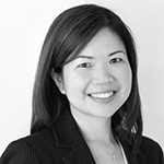 Eliza Lai, Group General Manager Global Business Services at Toll