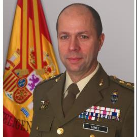 Colonel Angel Gomez Gonzalez