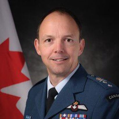 Major General Alain Pelletier, Chief Fighter Capability at Royal Canadian Air Force
