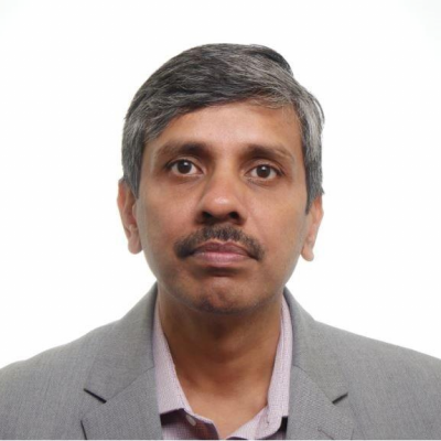 Natarajan Gopalan, Global Head of Integrated Business Services at Philip Morris International