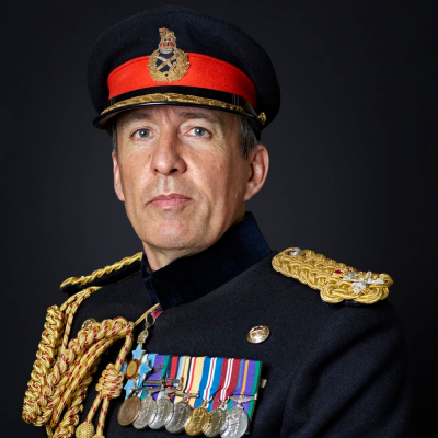 Lieutenant General (Retd) James Bashall