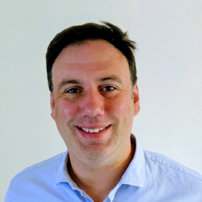 Joseph Rosenfeld, Director Strategic Sourcing at Salesforce