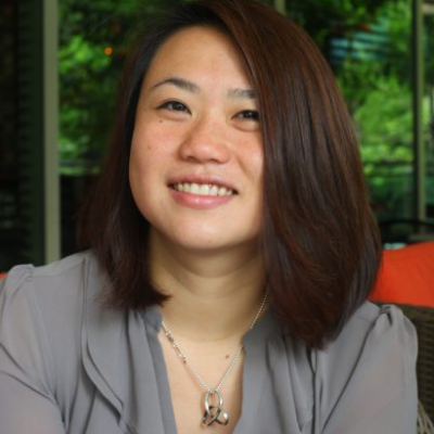 Cheryl Goh, Group VP of Marketing at Grab