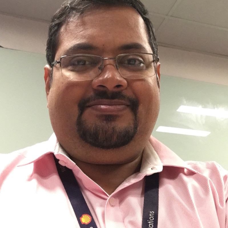 Mukunth Rajaraman, Operations Manager - Smart Automation at Shell Business Service Center