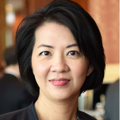 Florence M H Lee, Head of China Sales and Business Development - EMEA at HSBC Securities Services