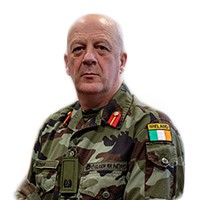 Brigadier General David Dignam