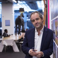 Peter Williams, Chairman at Superdry
