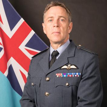 Air Vice-Marshal Ian Duguid OBE
