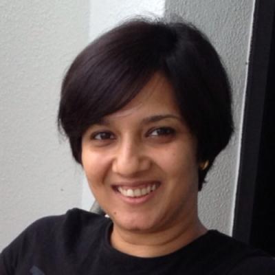 Lakshmi Thyagarajan, Head of Data Strategy at Credit Suisse