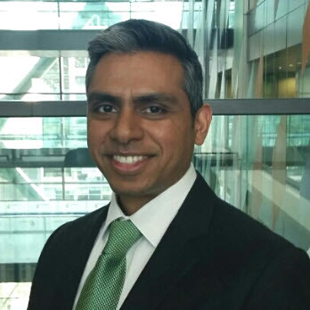 Abhinav Jain, Global Head of Investor Services Client Experience Technology at Citi