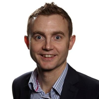 James Leech, Head of Digital Product at Sainsbury's