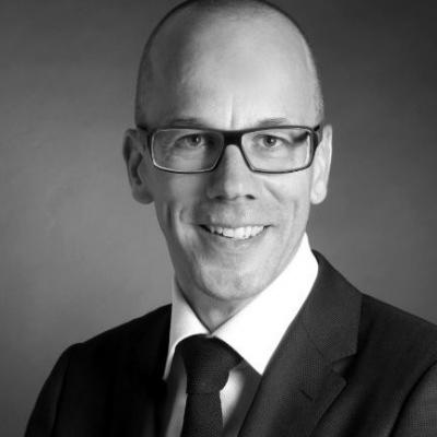 Dr. Frank Schüler, Managing Director Global Service Center at DHL