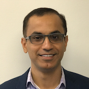 Manoj Asnani, VP of Product Management & Design at Balbix