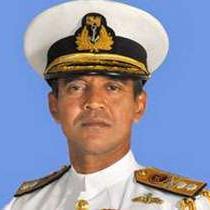 Vice Admiral Piyal De Silva