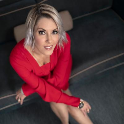 Antonia Hock, VP at Ritz Carlton Leadership Center