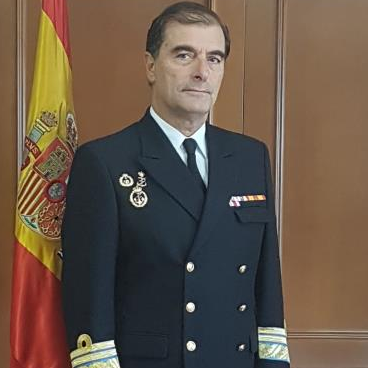 Vice Admiral Manuel Antonio Martinez Ruiz, Deputy for Engineering and Naval Shipbuilding at Spanish Navy