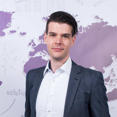 Daniel Volož, Business Development Manager DACH at RTB House