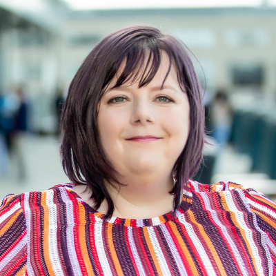 Kimberly Cates, Head of HR, Enterprise Innovation - North America at Johnson & Johnson