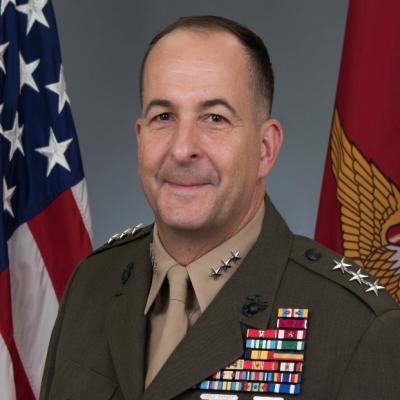 Lieutenant General Daniel O'Donohue