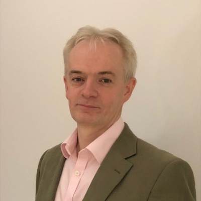 Eddie Storan, Head of Global Service at Domino Printing