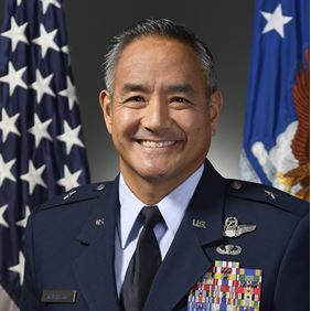 Brigadier General David J. Kumashiro, Director, Joint Force Integration, Deputy Chief of Staff for Strategy, Integration and Requirements at Headquarters U.S. Air Force