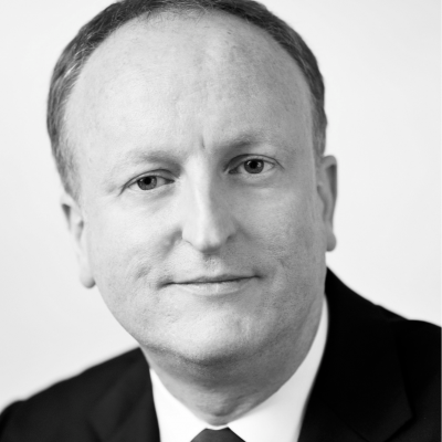 Steve Evison, HR Director Operations, Europe and MEA and Chair, Federation of International Employers at Ford Motor Company