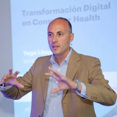 Yago Llaquet, Head of Digital Transformation at Bayer