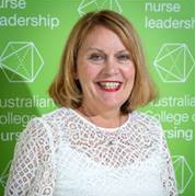 Yvonne Mckinlay, Executive Director - Education at Australian College of Nursing