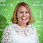Yvonne Mckinlay, Executive Director - Education at Australian College of Nursing