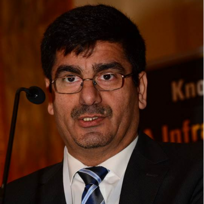 Raad Hamood, Regional Sales Director at MAURER SE