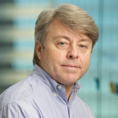 George Bloom, Eastern Region Sales Director at MarkLogic